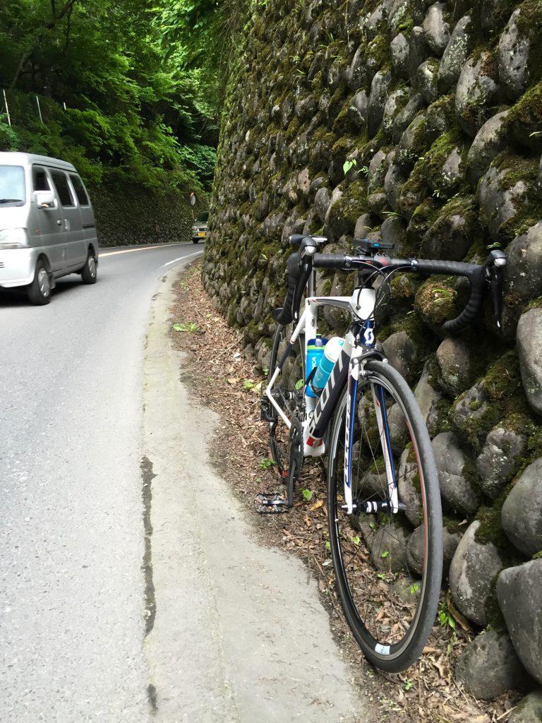 秋川街道の峠